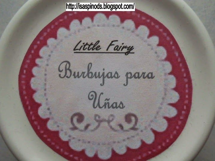 Little Fairy: DIY Burbujas para Uñas #NailCare #DiyNailCare
