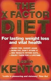 The X Factor Diet - Leslie Kenton