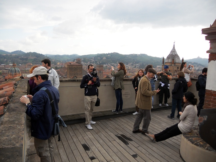 #invasionidigitali #tourdelletorri terrazzo della #torreprendiparte