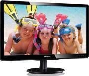 ΠΑΡΤΟ ΛΙΓΟ ΑΛΛΙΩΣ  : PHILIPS 226V4LSB2 21.5'' LCD MONITOR FULL HD BLACK...