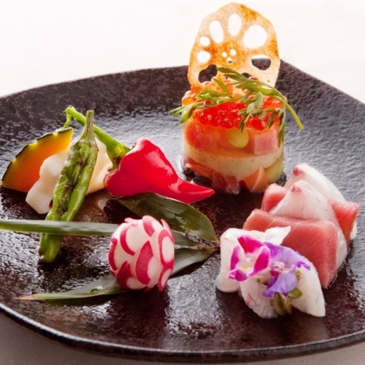 Wedding Dishes at Avancer Lien Tokyo | My Pinterest Best