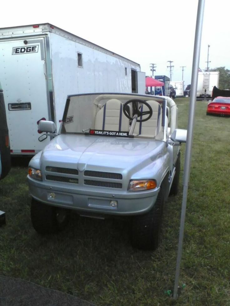 1000 Images About Custom Golf Carts On Pinterest Chevy