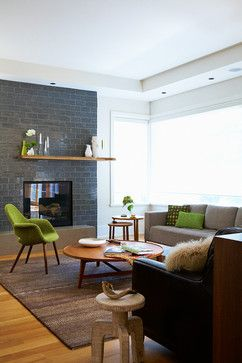 Toronto Residence - contemporary - family room - toronto - Gregory Roth Design