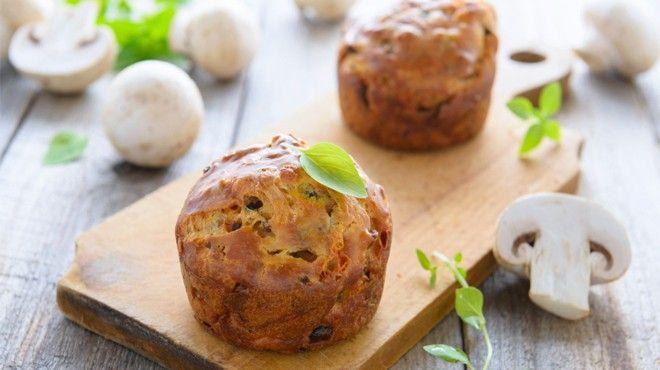 Wytrawne muffiny zamiast kanapek do pracy? TAK!