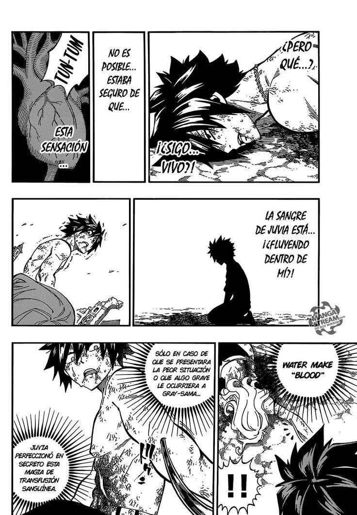 Fairy Tail Capítulo 499 página 15 - Leer Manga en Español gratis en NineManga.com