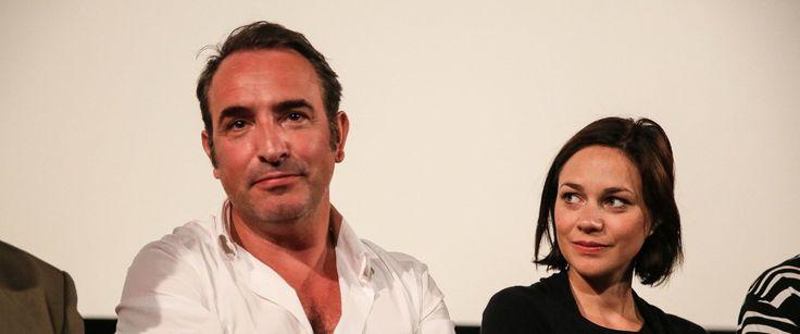 Nathalie Péchalat parle de Jean Dujardin:«Il me conseille et me soutient»