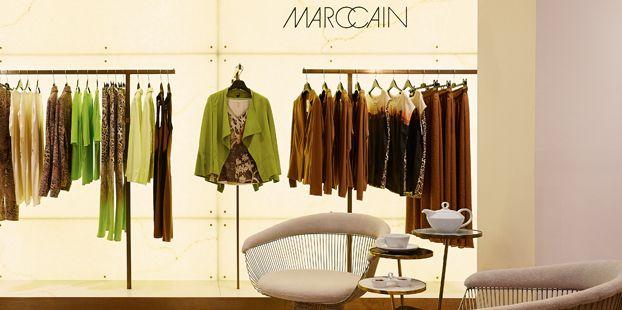 Marccain afdeling - Modehuis Blok Uithoorn