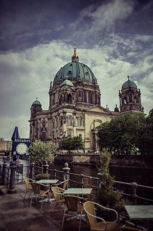 Germany, been here. Beautiful church