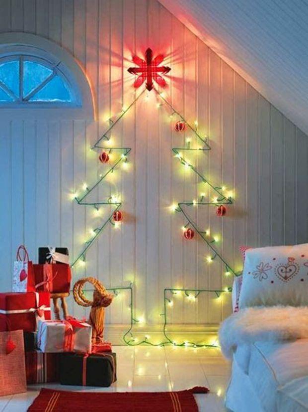 Luzinhas - decoração de Natal;