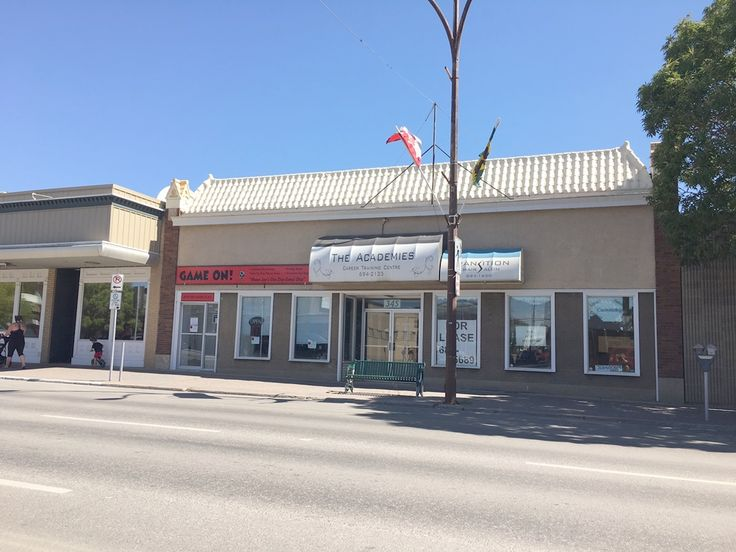 345 Main St. N., Moose Jaw. Centrally located in a high traffic area of downtown Moose Jaw! Call Qing Zhang of Royal LePage Landmart – (306)694-8082, or  cell – (306)684-0136.  For More Details please visit our Website at www.royallepagelandmart.com    E-mail – landmart@sasktel.net