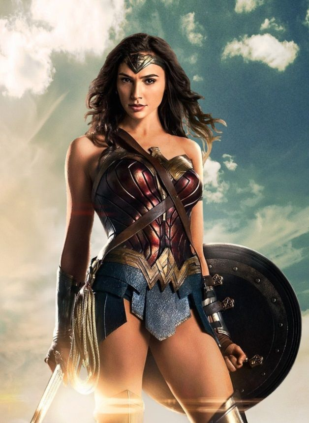 Wonder Woman 2017 1