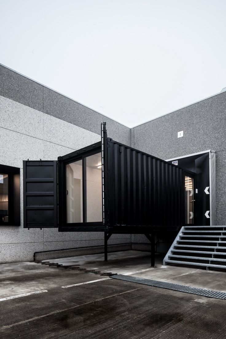 244 best container house & office projects images on pinterest