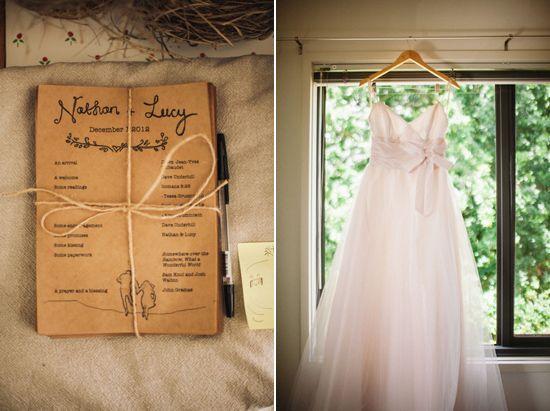 Lucy and Nathan's Sweet Mornington Peninsula Wedding
