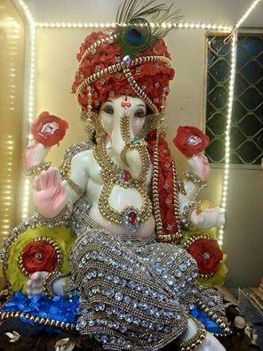 sri Ganesha.............