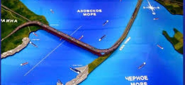 Posted on August 14, 2016 by Richard Edmondson Via The Saker August 12, 2016   Connecting the Shores: What a Bridge to Crimea Will Look Like (VIDEO) Like back in the good old Soviet times, college … https://winstonclose.me/2016/08/15/the-crimean-kerch-strait-bridge-construction-from-taman-to-kerch-new-video-by-richard-edmondson/
