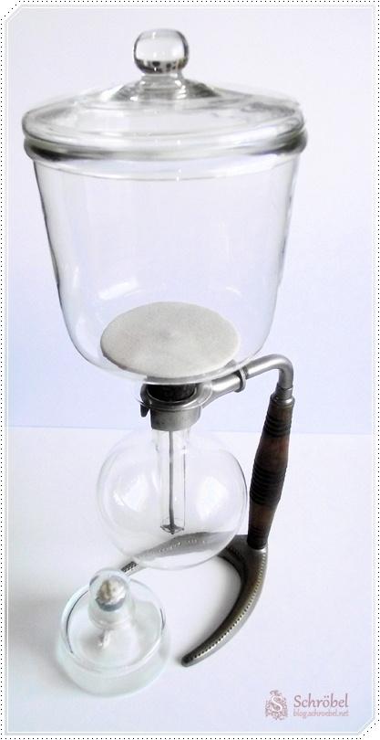 Cona Vakuum-Kaffeemaschine