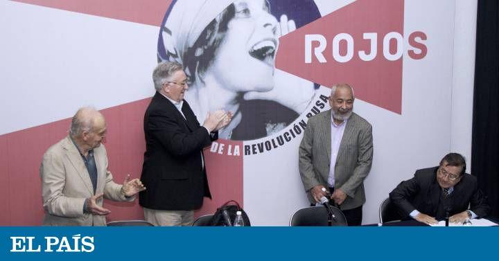 El escritor cubano explica en la Casa Trotski de Ciudad de México los secretos de 'El hombre que amaba a los perros', su gran novela sobre el asesinato del líder bolchevique