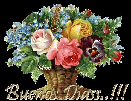 Imagenes • Imagenes de buenos dias con rosas paraimagenes.com