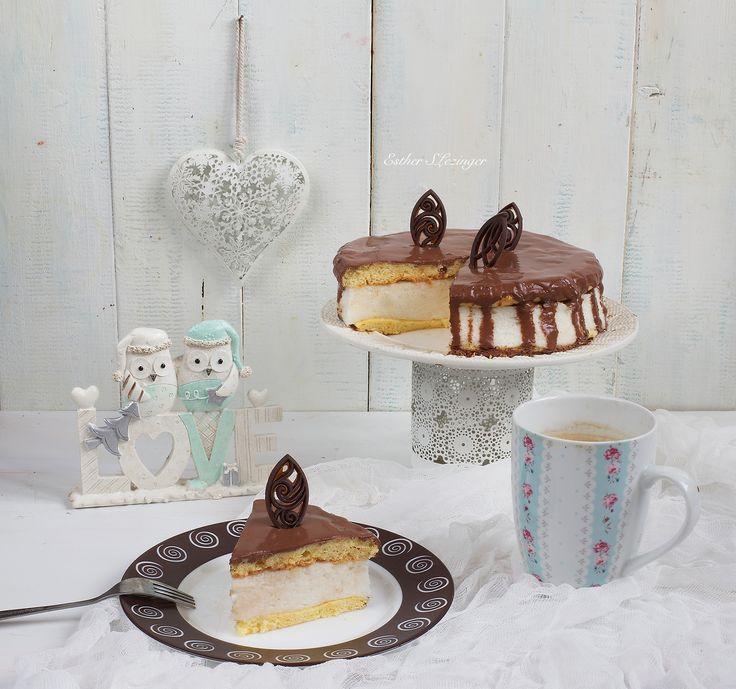 Диетический низкокалорийный торт Птичье Молоко | Рецепты правильного питания - Эстер Слезингер