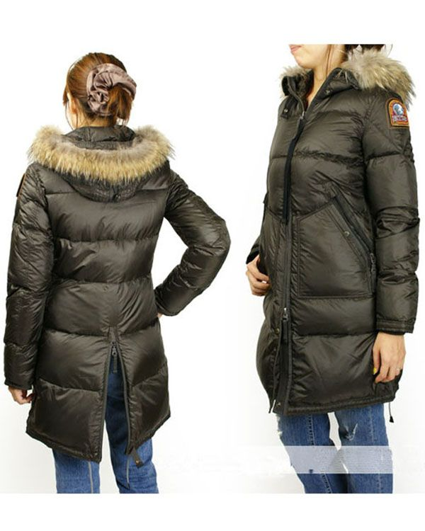 parajumpers light long bear green
