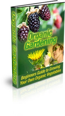 #Vegetable - Organic Vegetable Gardening + Bunch of Free eBooks