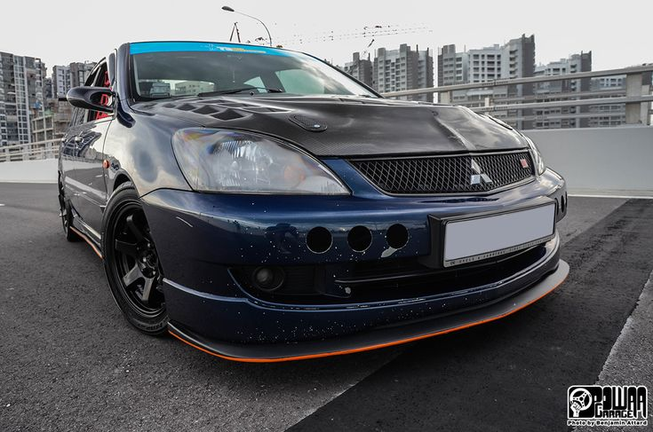 18 best mitsubishi lancer ix tuning images on pinterest for Garage auto evo milizac