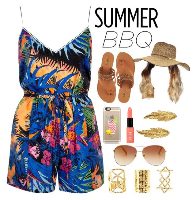 """""""Summer BBQ"""" by lovely-98 ❤ liked on Polyvore"""