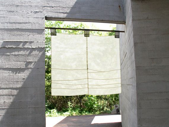 Modernized traditional Korean fabric art and décor, Jogakbo - Sheer curtain/ sheer shade