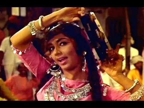 Jhumka Gira Re Bareli Ke Bazaar Mein | Asha Bhosle | HD - YouTube