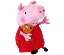 Πέππα το Γουρουνάκι (Peppa Pig) Χνουδωτό 23 εκ.