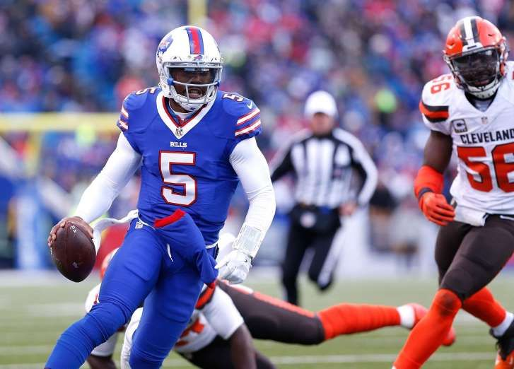 NFL Week 1 power rankings - September 5, 2017:  28. Buffalo Bills (27): The new regime has signaled a full rebuild. Even when new WR Jordan Matthews returns, QB Tyrod Taylor probably is working with one of the league's least-threatening receiving corps.