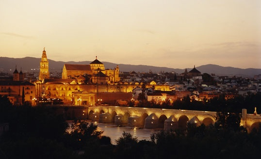 """Cordoba, Spain..""""that distant and lonely town"""""""