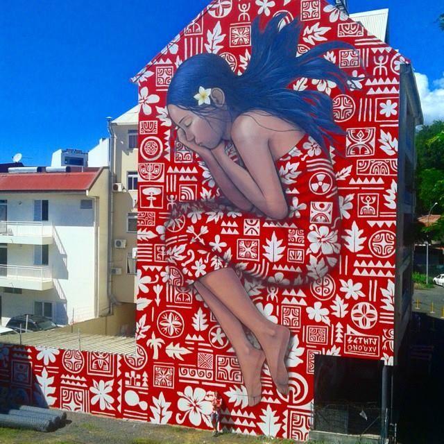 Julien «SETH» Malland /// ONO'U Festival, Tahiti