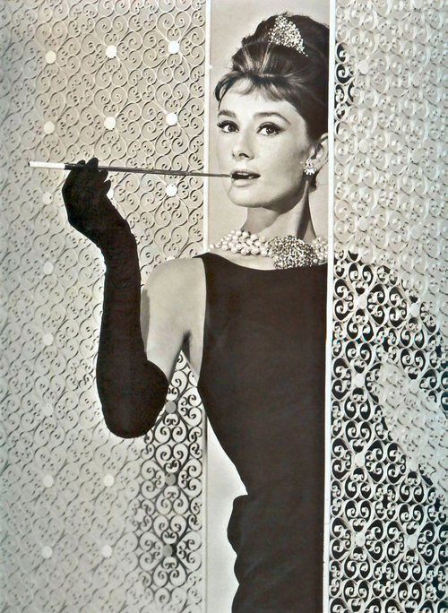 inspiration: Breakfast At Tiffany'S, Audrey Hepburn, Holly Golightly, Movie, Audreyhepburn, People