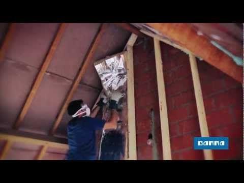 ▶ Isoleren met glaswol - Klustips | GAMMA België - YouTube