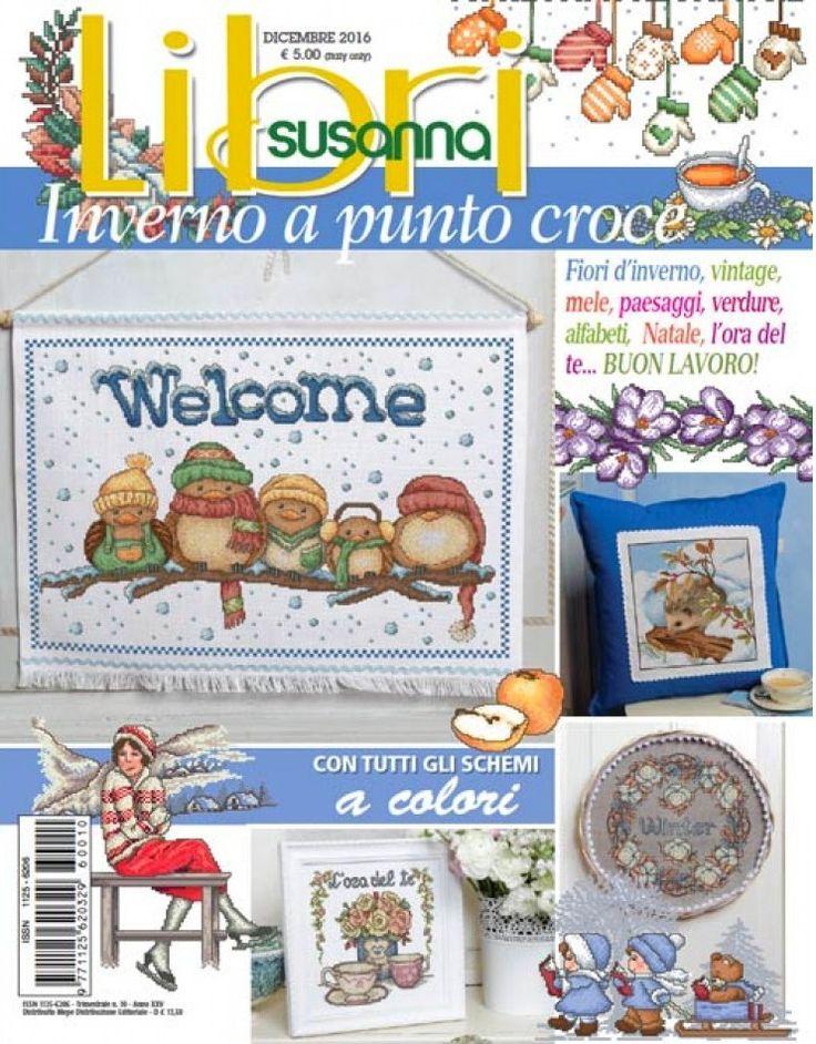 Zimní číslo časopisu LIBRI SUSANNA č. 10 - prosinec 2016 - na www.finery.cz