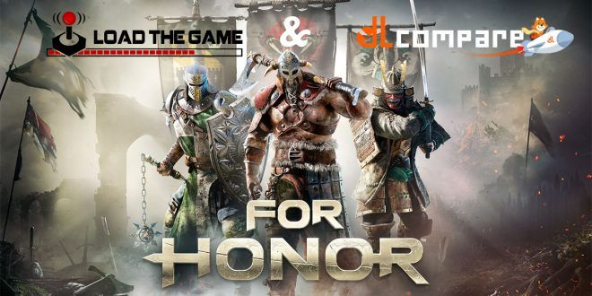 #Forhonorgiveaway #winforhonor Get a chance to win a free game code from dlcompare.com in partnership with LTG