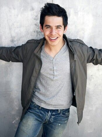 David Archuleta - Ever since I heard him back in 2008, I fell in love with his voice & his music. He is so talented, very humble, & I can't wait until he comes back from his mission to make more music. <3