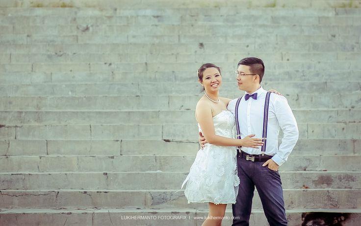 #prewedding #preweddingvintage #SurabayaPrewedding I LUKIHERMANTO FOTOGRAFIX - www.lukihermanto.com