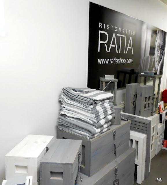 Ristomatti Ratia´s furniture in Billnäs in Finland
