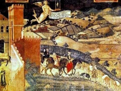 Il Buon Governo. | La testa ben fatta #storia #siena #lorenzetti