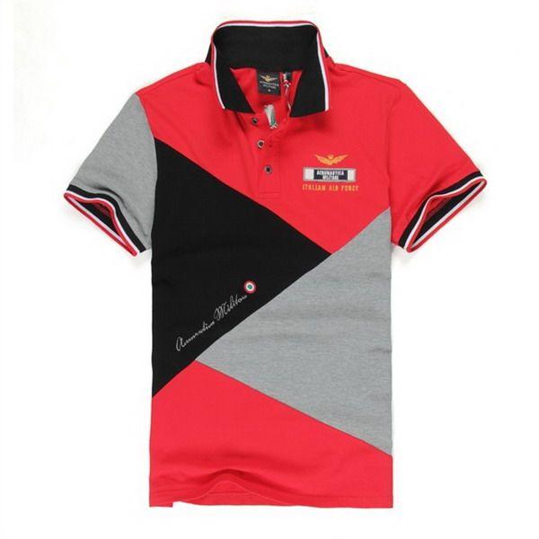 ralph lauren outlet online Aeronautica Militare Italian Air Force Short Sleeve Men's Polo Shirt Red Black Grey http://www.poloshirtoutlet.us/