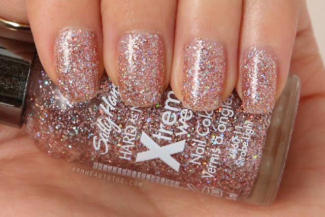 Manicure Monday: Sally Hansen Strobe Light