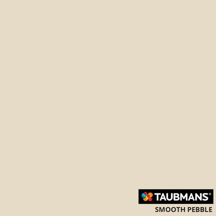 taubmans smooth pebble - interior walls