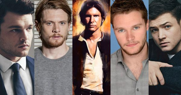 Disney and Lucasfilm have reportedly narrowed down their search for the new Han Solo to these actors, so who will it be?