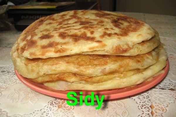 Retete culinare : Placinta ardeleneasca cu cartofi, Reteta postata de Sidy in categoria Mancaruri de post