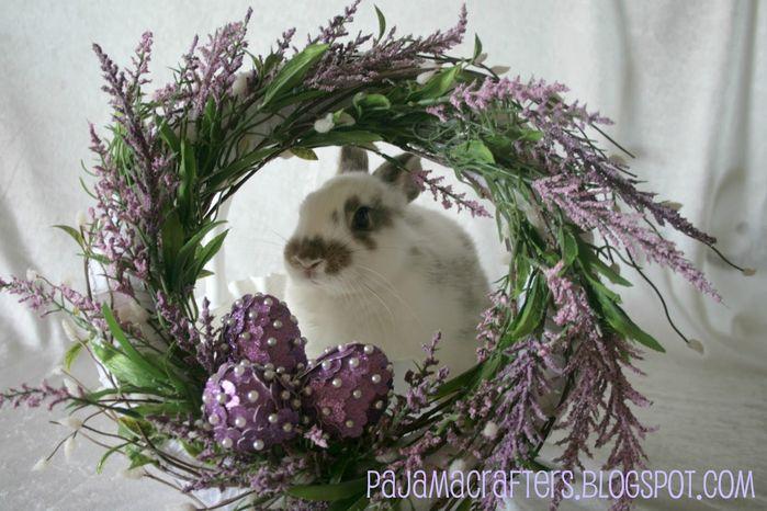 Лавандовый венок своими руками - Блог о праздниках