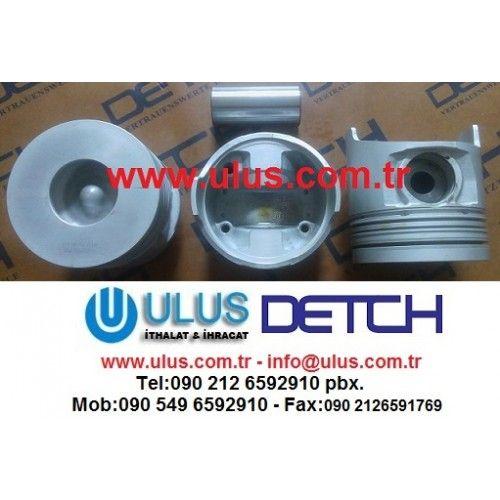 1121119760 Isuzu 4HK1 Motor Pistonu DETCH Isuzu motor parçaları