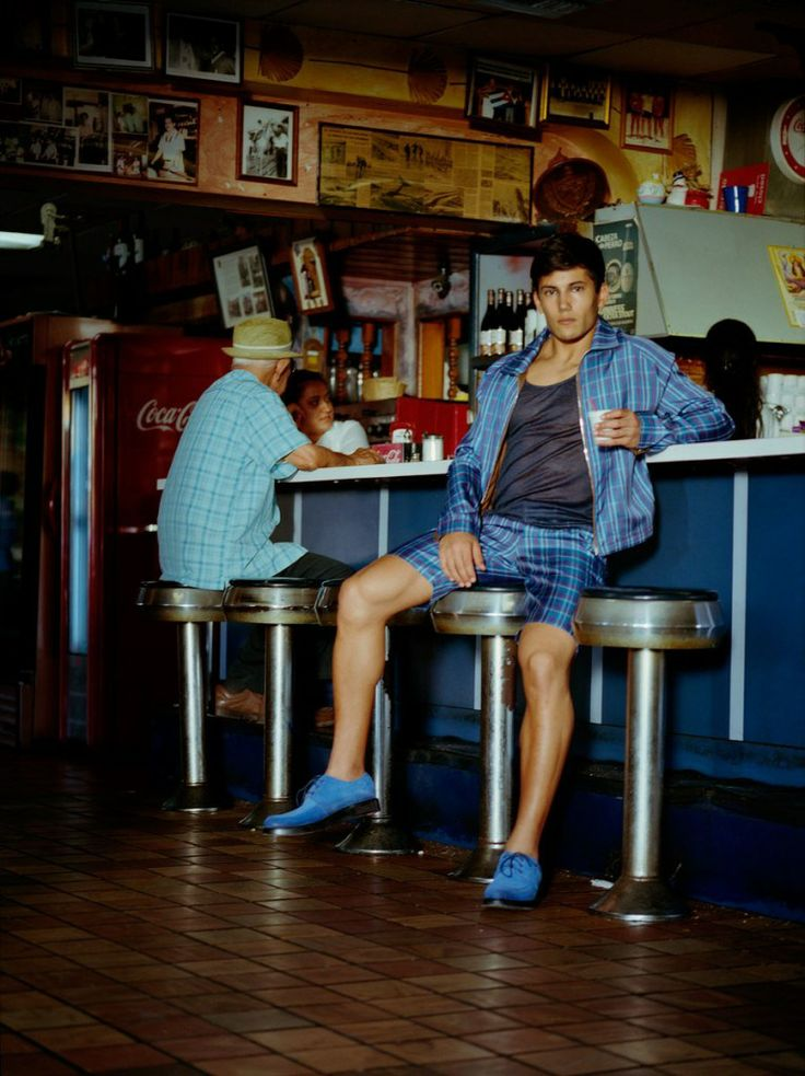 Lorenzo Lee, Marco Castelli, and Brandon Parker by Robert Nethery For Flaunt Magazine - DerriusPierreCom