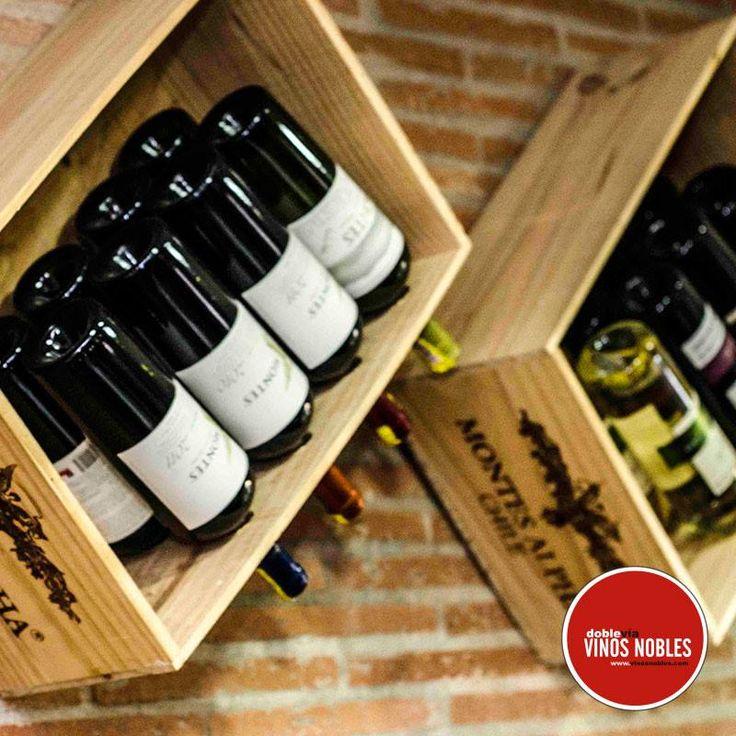Visítanos en #Pereira en la Cra. 17 # 5 - 57 Barrio Pinares y adquiere nuestros #VinosNobles para que compartas con tus familiares y amigos en tus reuniones. #Wine #WineLovers